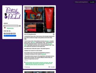 positivelypolished.com screenshot