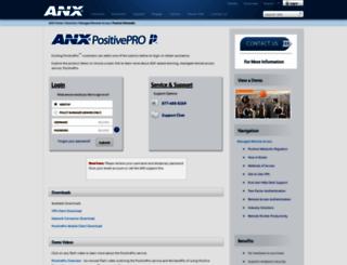 positivenetworks.com screenshot