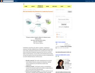 positivepowerstrategies.blogspot.com screenshot