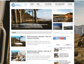 poslovipreko.com screenshot