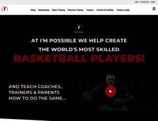 possibletraining.com screenshot