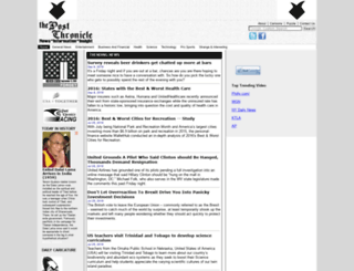 postchronicle.com screenshot