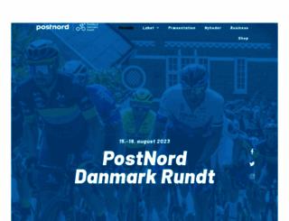 postdanmarkrundt.dk screenshot