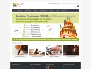posteir.grupocto.es screenshot