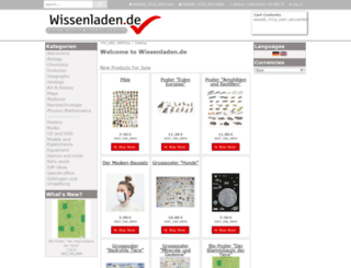 posterwissen.de screenshot