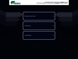 postkarten-shop.net screenshot