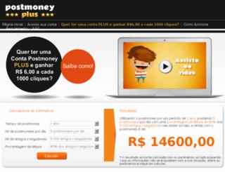 postmoneyplus1234.com.br screenshot