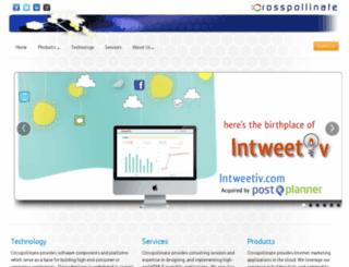 postplanner.crosspollinate.org screenshot