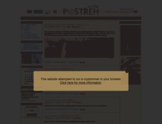 postreh.com screenshot