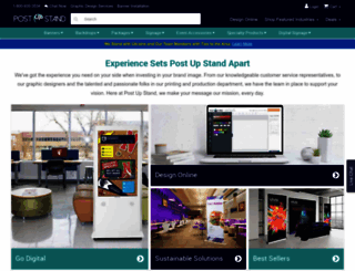 postupstand.com screenshot