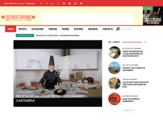 postureocantabro.com screenshot