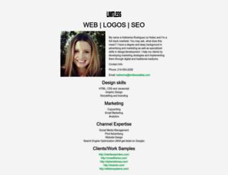 potatodesigns.com screenshot