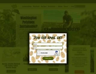 potatoes.com screenshot