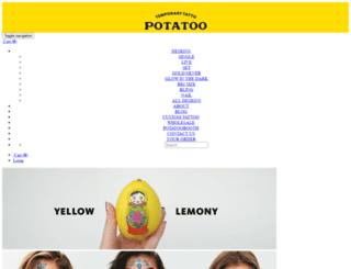 potatoo1.com screenshot