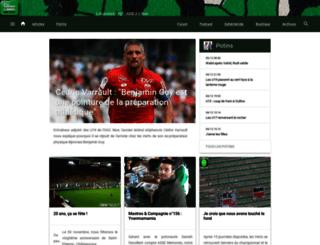 poteaux-carres.com screenshot