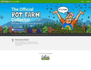 potfarmmoocherpro.com screenshot