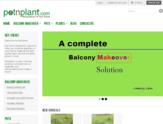 potnplant.com screenshot