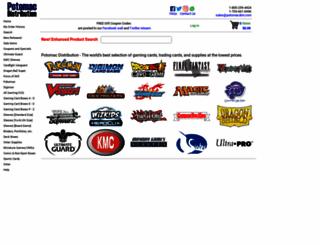 potomacdist.com screenshot