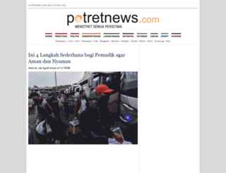potretnews.com screenshot