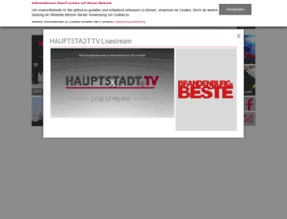 potsdam.tv screenshot