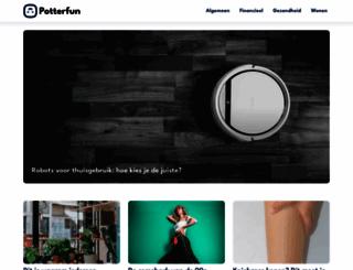 potterfun.nl screenshot