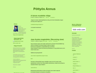 pottyosannus.blogspot.com screenshot