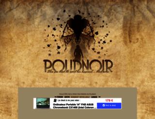 poudnoir.goodforum.net screenshot
