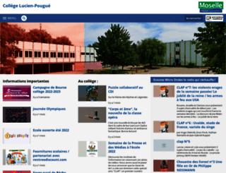 pougue.net screenshot