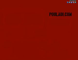 pouladi.com screenshot