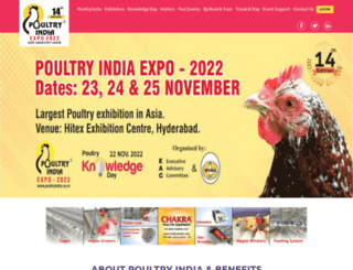 poultryindia.co.in screenshot