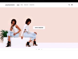 pourlavictoire.com screenshot