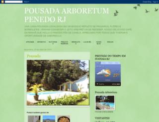pousadaarboretum.blogspot.com.br screenshot