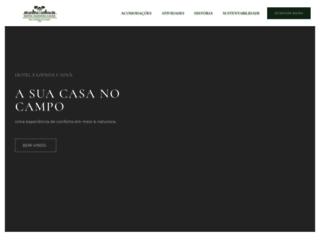 pousadacaina.com.br screenshot