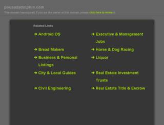 pousadadolphin.com screenshot