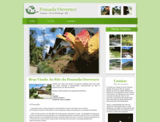 pousadalumiar.com.br screenshot