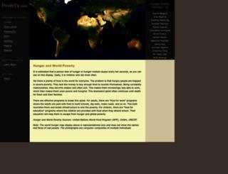 poverty.com screenshot