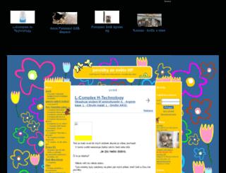 povidkyhp.wgz.cz screenshot