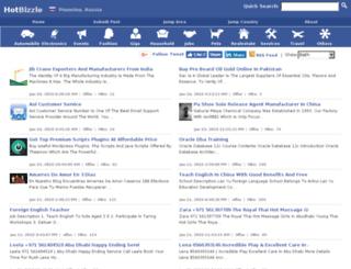 povorino.hotbizzle.com screenshot