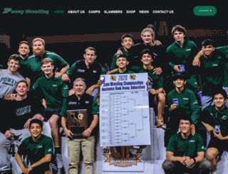 powaywrestling.com screenshot