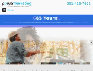 power-marketingteam.com screenshot