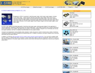 power-supply.tw screenshot