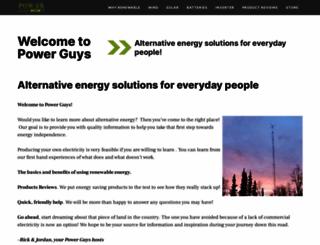 power-talk.net screenshot