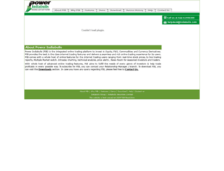 power.indiabulls.com screenshot