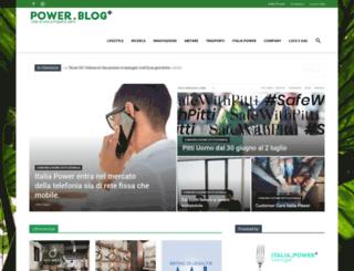 powerblog.it screenshot