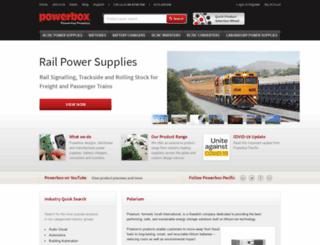 powerbox.co.nz screenshot