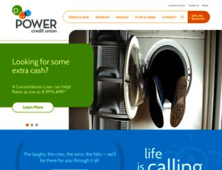 powercu.org screenshot