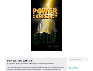 powercurrency.net screenshot