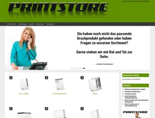 powerdruck-deutschland.de screenshot