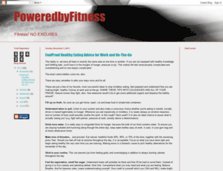 poweredbyfitness.blogspot.com screenshot