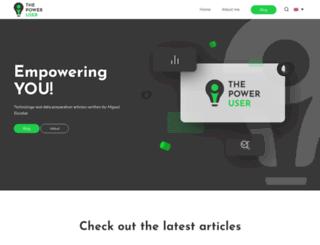 poweredsolutions.co screenshot
